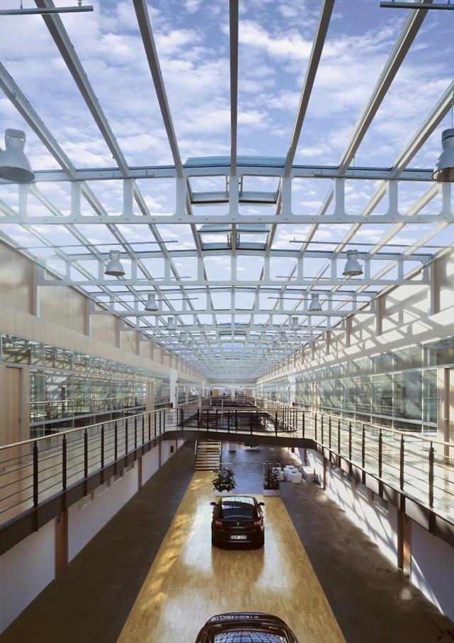Bmw Trainingsakademie Ackermann Architekten Bda